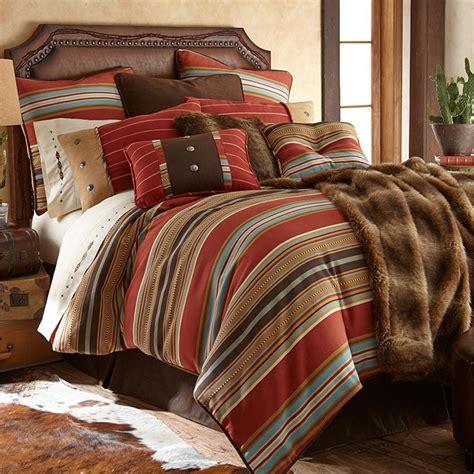 southwestern comforter sets king calhoun western bedding rustic comforter set