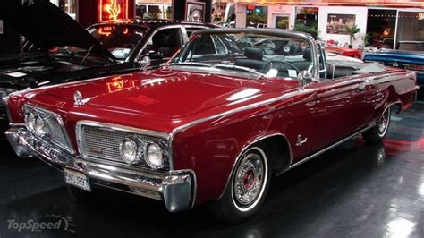 Imperial Chrysler by 1964 Chrysler Imperial Review Top Speed