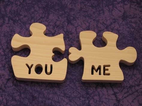 you and me you and me puzzle pieces