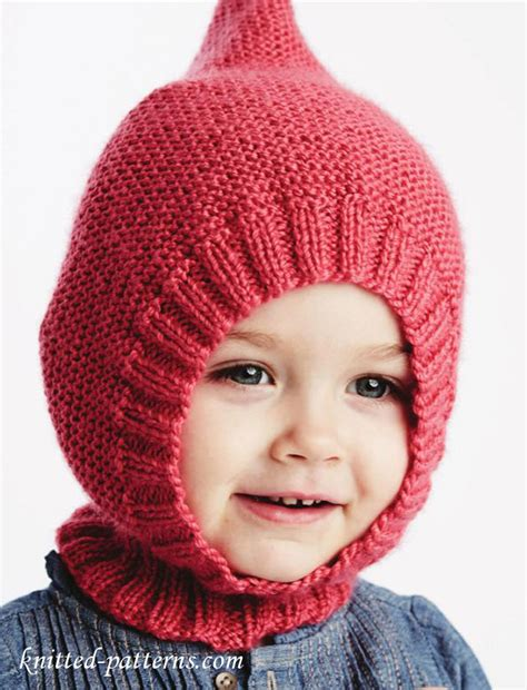 knitting for baby hat knitting pattern free