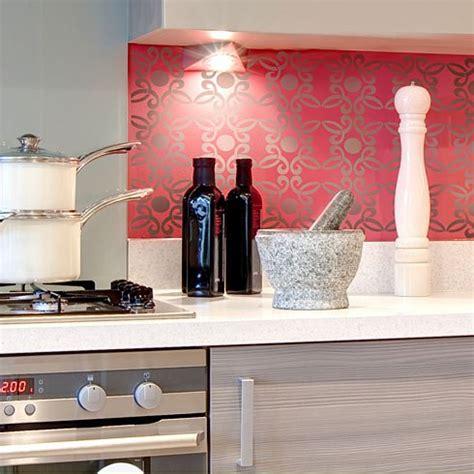 kitchen stencil ideas 8 creative kitchen backsplash ideasdiy show diy