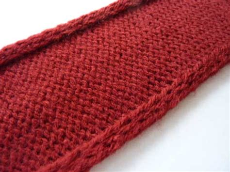 knitting i cord edging built in i cord edges a challenge knit it now