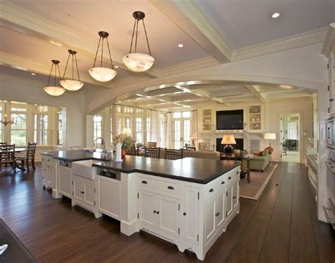 open house plans with large kitchens best 25 open floor plans ideas on open floor house plans blue open plan bathrooms