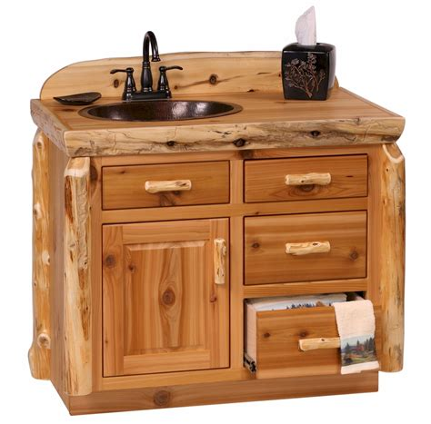 Bathroom Double Sink Vanities 60 Inch by 36 Quot Rustic Log Bathroom Vanity Rustic Log Vanity Pine