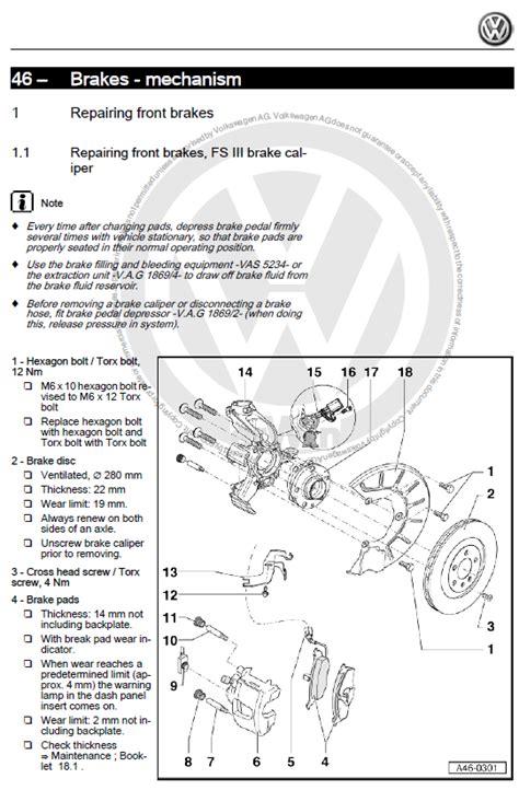 free online car repair manuals download 2010 volkswagen touareg parental controls volkswagen jetta 2005 2007 factory repair manual