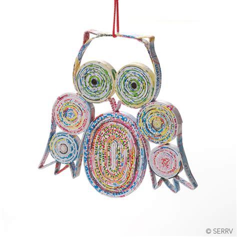 owls ornaments ornaments owl colorwrap ornament