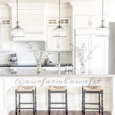 farmhouse pendant lighting kitchen beautiful homes of instagram home bunch interior design