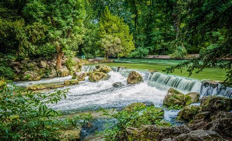 Englischer Garten München Bootfahren by Englischer Garten M 252 Nchen Botanischer Garten