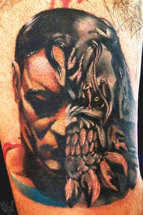 superman doomsday tattoo by maxi pain tattos by maxi