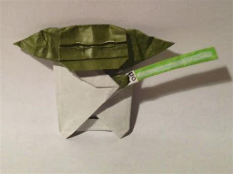 origami cover yoda the cover yoda origami yoda