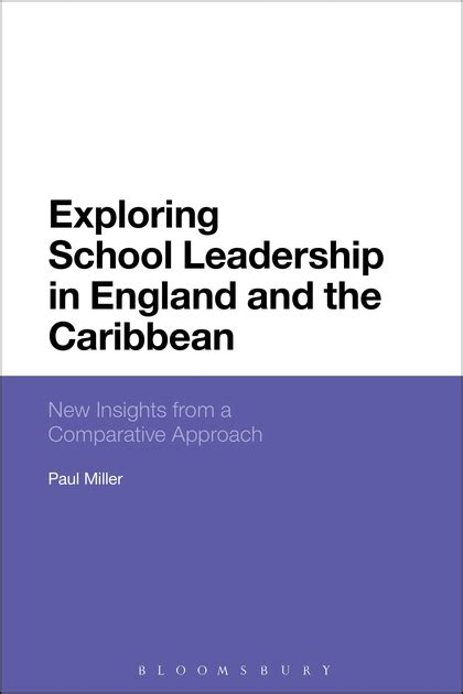 exploring leadership for college students who want to make a difference exploring school leadership in and the caribbean