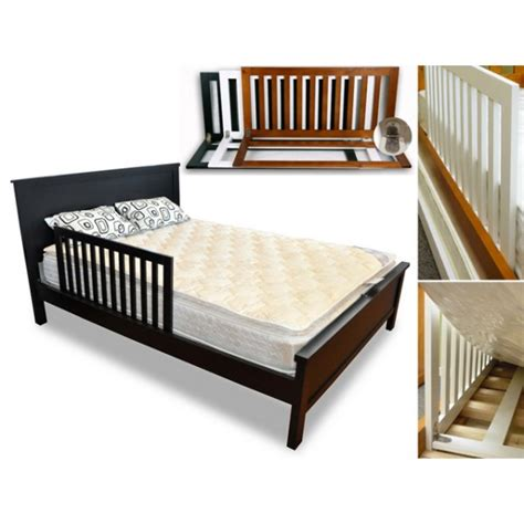 safety rails for bed famili wooden safety bed rail