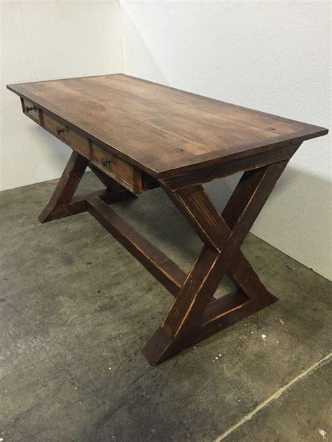 diy rustic desk 25 best ideas about rustic desk on reclaimed