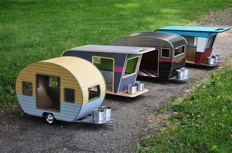 trailer houses cool house upgrade instantly endearing pet trailer