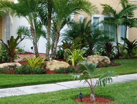 tropical landscaping ideas front yard landscaping tropical ideas home decorating