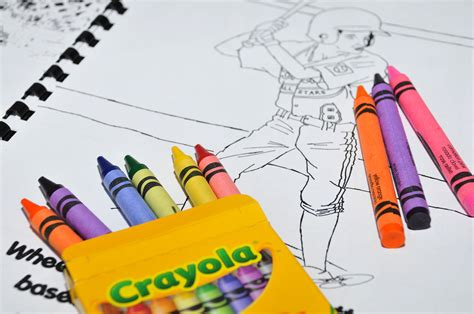 crayon picture book crayons and coloring book clipart