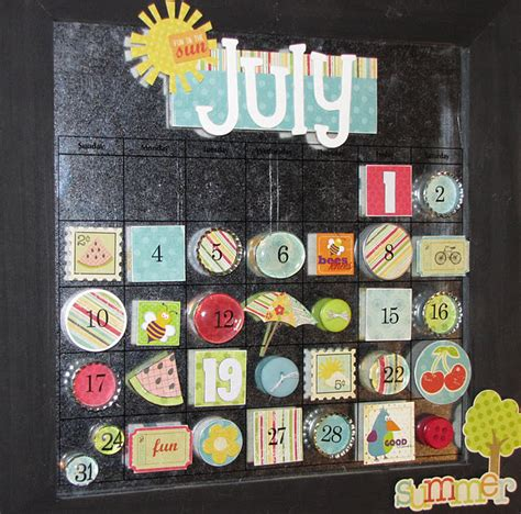 calendar crafts for top 10 craft projects of 2011 clean and scentsible