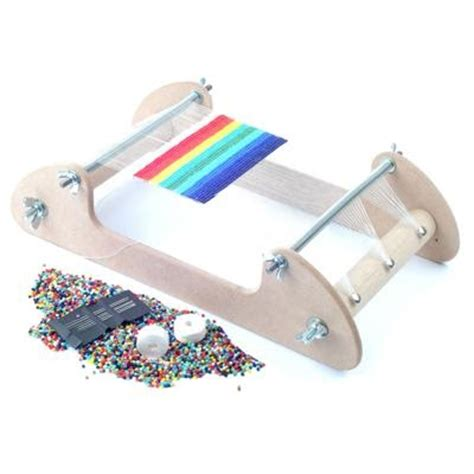 bead suppliers glass and bead looms