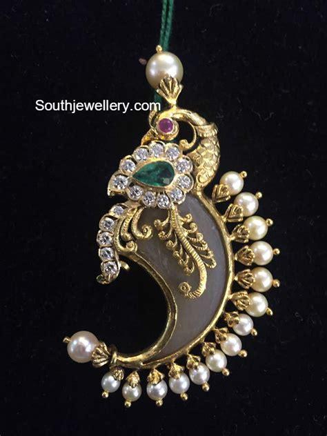 pendants jewelry puligoru jewelry designs jewellery designs