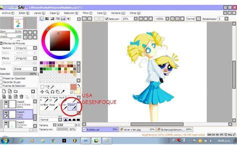 paint tool sai para que sirve tutorial de dibujo digital a mouse paint tool sai
