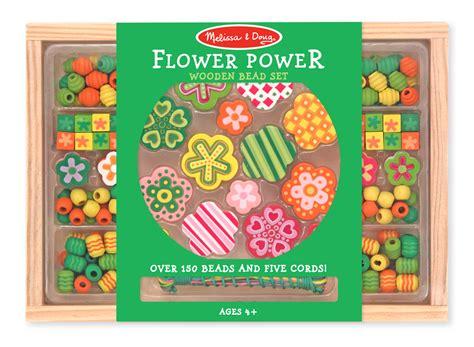 doug bead set flower power bead set and doug toys