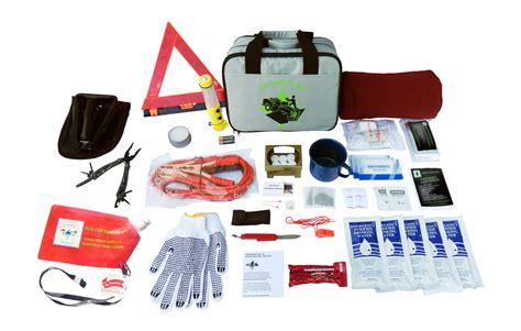 kits for automobile emergency kit survivormate auto