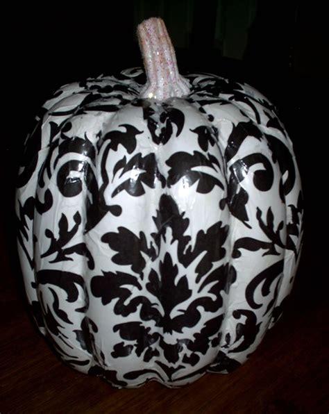 decoupage pumpkin guest post by how to decoupage foam pumpkins