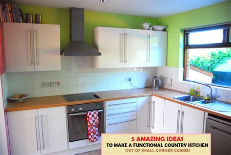 small country kitchens 5 news kitchens designs ideas 5 small kitchen ideas to make a country kitchen out of