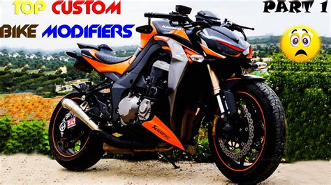Modified Bikes Bangalore by Top Custom Bike Modifiers In India With Details Part 1