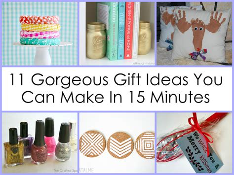 for to make as gifts easy gift ideas diycraftsguru