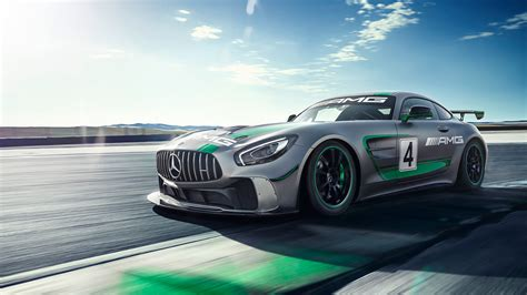Mercedes Amg by Mercedes Amg Gt4 A New Class Of Performance