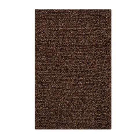 home decorators area rugs home decorators collection jolly shag brown 4 ft x 6 ft