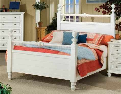 white cottage style bedroom furniture white or black casual cottage style 5pc bedroom set