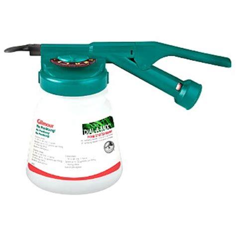Garden Hose End Sprayer Best Patio Lawn Garden Gilmour 486 A Mix Lawn