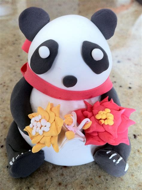 magi panda 43 best images about model magic creations on