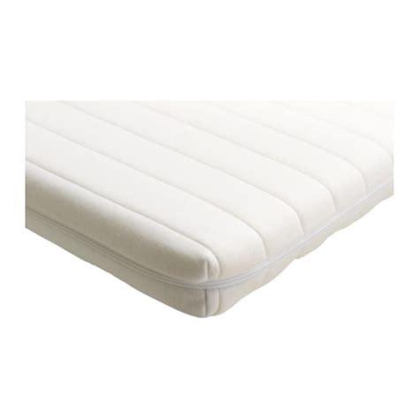 ikea mattress crib vyssa sl 214 a mattress for crib ikea