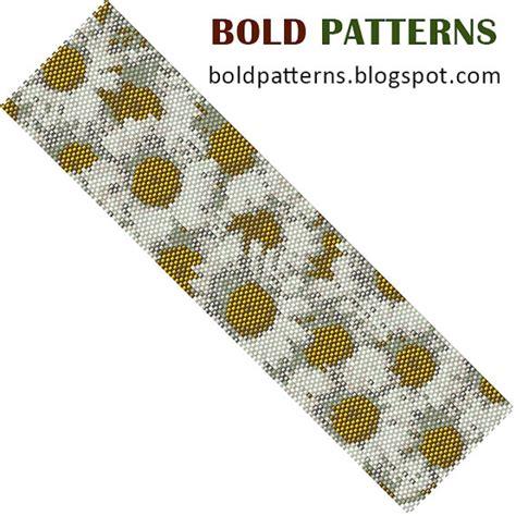 peyote beading patterns bead pattern peyote stitch bracelet