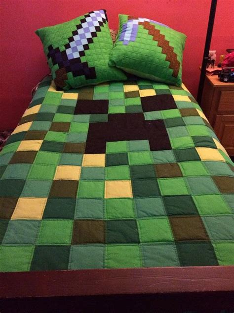 minecraft comforter sets minecraft bedding awesome and boys on