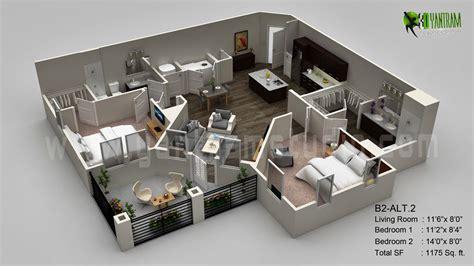 3d plan 3d floor plan design interactive 3d floor plan yantram