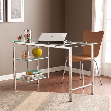 glass office desk 20 contemporary office desk designs decorating ideas