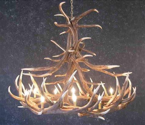 how to make deer antler chandelier how to make antler chandelier