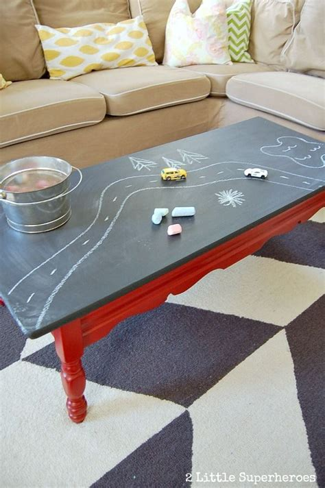 chalk paint table ideas best 25 chalkboard coffee tables ideas on