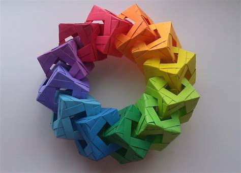 best modular origami 25 best ideas about modular origami on