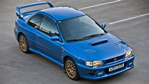 1998 Subaru Wrx Sti For Sale by A Holy Grail Subaru Impreza 22b Sti Is Up For Sale