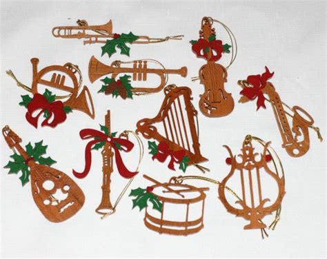 musical instruments ornaments musical instrument ornaments by sparklehands on etsy