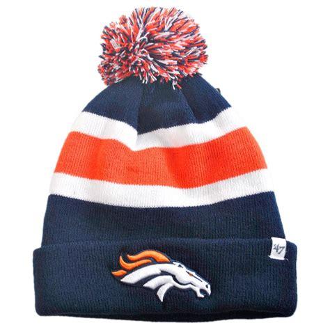 knit cap 47 brand denver broncos nfl breakaway knit beanie hat nfl