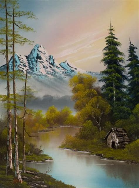 bob ross painting value bob ross foot of the mountain painting for sale
