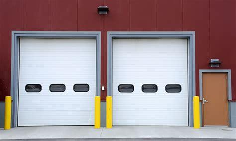 overhead doors vancouver sectional overhead doors vancouver bc doortech