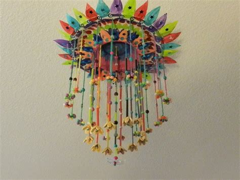 craft made by paper creative diy crafts paper plate hanging craft with