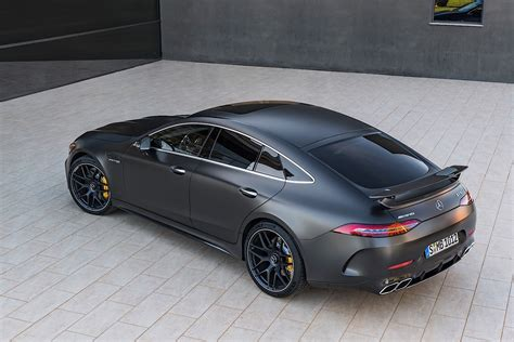 Mercedes Gt Coupe by 2019 Mercedes Amg Gt 4 Door Coupe Goes Live In Geneva